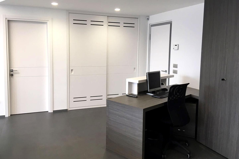 ingresso open space